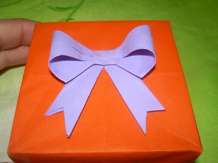 В подарок учителю оригами 529